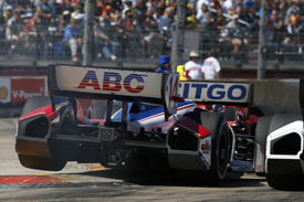 Takuma Sato, Foyt, IndyCar Houston 2013