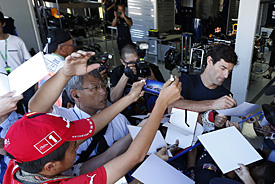 Webber wants smooth end to F1 career