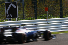 Pastor Maldonado, Williams, Japanese GP 2013, Suzuka
