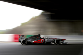 Jenson Button, McLaren, Japanese GP 2013, Suzuka