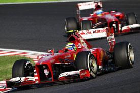 Fernando Alonso F1 Ferrari 2013