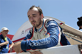 Kubica gets factory Citroen for GB