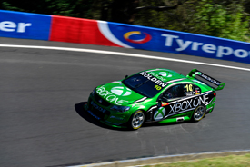 Andy Priaulx/Mattias Ekstrom, Triple Eight Holden, Bathurst 2013