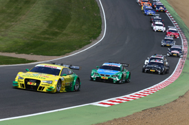 Brands Hatch DTM 2013