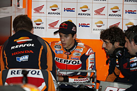 Marquez paid a high price for Honda's error