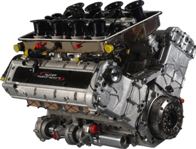 Zytek LMP1 engine