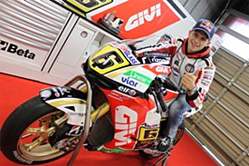 Bradl passed fit for Japan