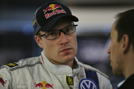 Latvala tops Rally Mexico shakedown
