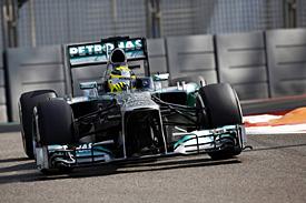 Росберг уверен, что Mercedes может стать лучшей командой второго эшелона