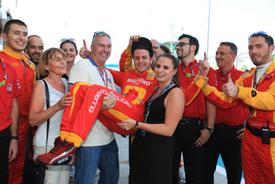 Fabio Leimer wins the 2013 GP2 title