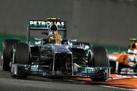 В Mercedes меняют подход к выбору настроек, чтобы пилоты могли обгонять