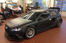Munnich Motorsport rallycross Audi