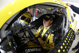 Kenseth - homestead pole