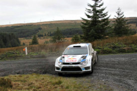 Ogier Rally GB