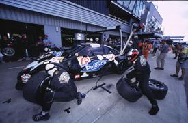 Lister, Silverstone FIA GT 2000