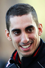 Red Bull to use Buemi in Bahrain test