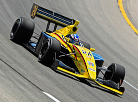 Fan Force returns to Indy Lights