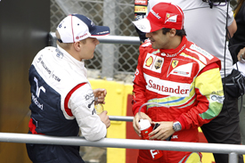 Felipe Massa F1 Williams 2014