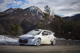 Dani Sordo, Hyundai test