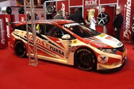 Honda BTCC 2014