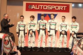 McLaren AUTOSPORT BRDC Award
