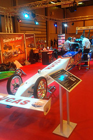 Dragster, AUTOSPORT International 2014