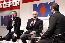 John Surtees, Martin Brundle