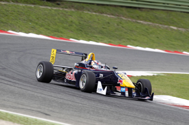 Tom Blomqvist, EuroInternational, Vallelunga European F3 2013