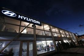 Hyundai area