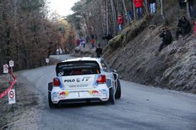 Sebastien Ogier, VW, Monte Carlo WRC 2014