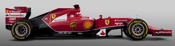 Ferrari Formula 1 2014
