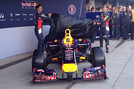 Red Bull RB10 launch