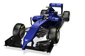 Williams F1 2014
