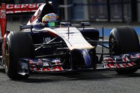 Jean-Eric Vergne, Toro Rosso