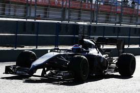 Valtteri Bottas Williams F1 2014