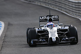Jenson Button, Jerez