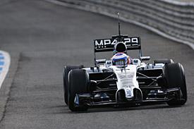 Jenson Button, Jerez