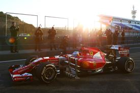 Fernando Alonso F1 Ferrari 2014