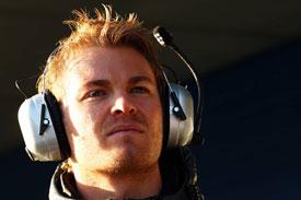 Nico Rosberg F1 Mercedes 2014