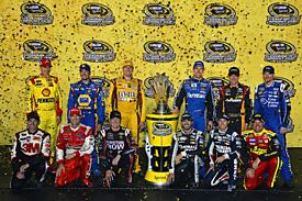 NASCAR Chase 2013