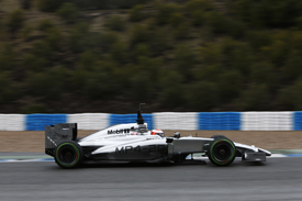 Magnussen Jerez wet