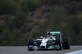 Rosberg Jerez D4