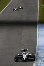 Kevin Magnussen McLaren F1 2014