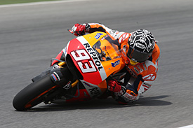 Marquez ends Sepang test on top