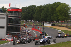 British F3 Brands Hatch 2013