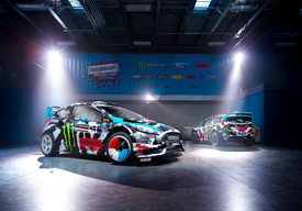Ken Block's 2014 Hoonigan Ford