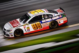 Earnhardt wins delayed Daytona 500