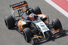 Force India F1 2014