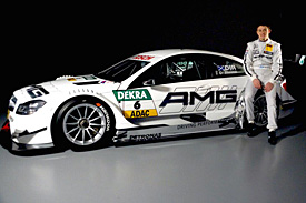 Paul di Resta, DTM 2014