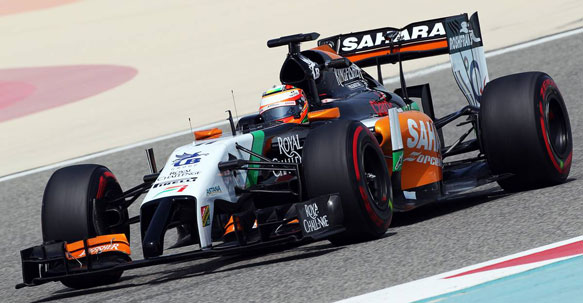 Force India F1 2014